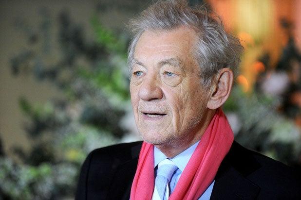 Ian McKellen on Playing Dumbledore: Richard Harris 'Didn't Approve'