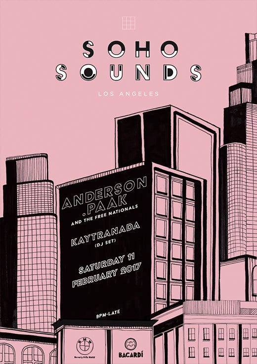 Soho House Grammy Party Downtown LA