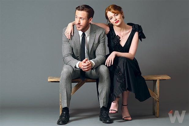 Stone Gosling La La Land