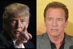 Donald Trump Arnold Schwarzenegger