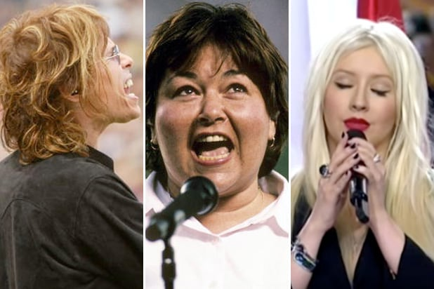 13 Worst National Anthem Performances, From Roseanne to Fergie