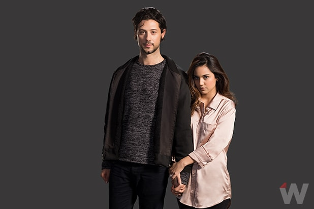 Hale Appleman, Summer Bishil, The Magicians