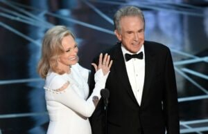 Warren beatty Faye Dunaway best Picture