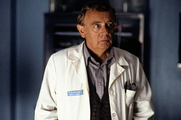 Warren Frost, Dr. Will Hayward on 'Twin Peaks,' dies at 91