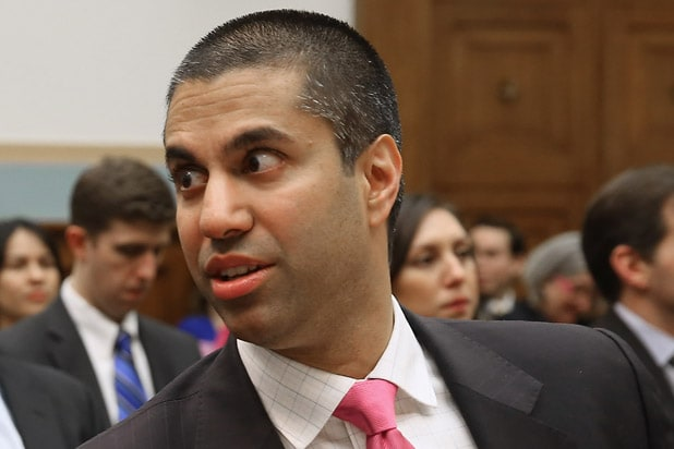 FCC's Ajit Pai cancels CES appearance following 'death threats' over net neutrality