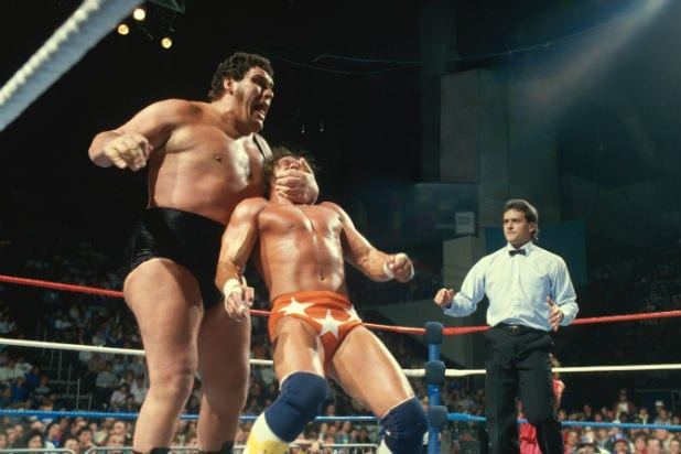 andre the giant wwe hbo