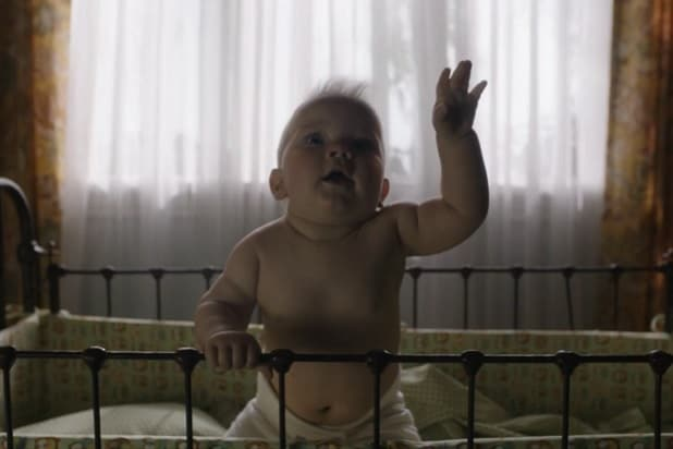 Legion baby david haller imaginary