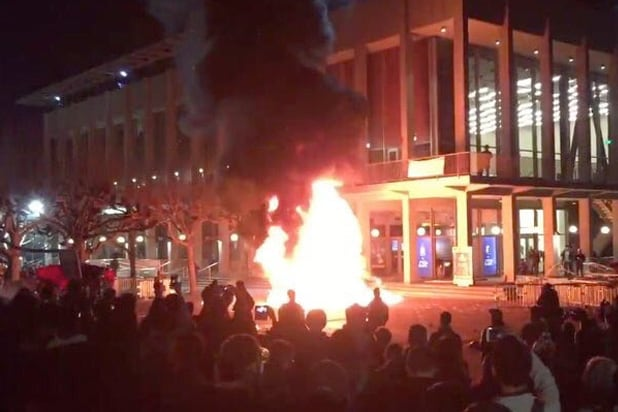 berkeley protest milo yiannopoulos