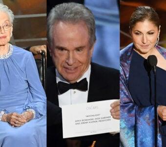 Oscars Best Worst Moments