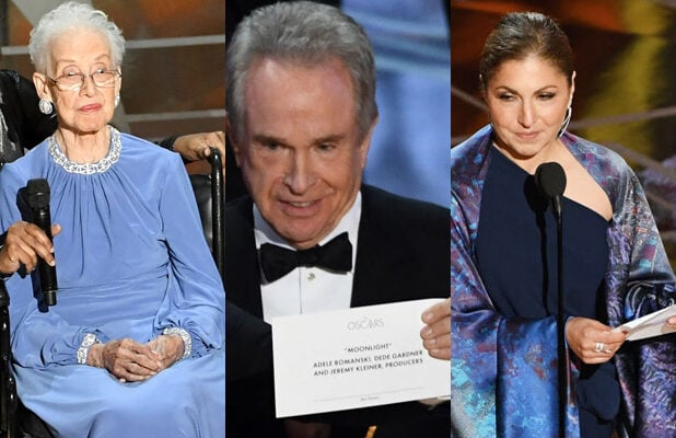 Oscars Best Worst Moments