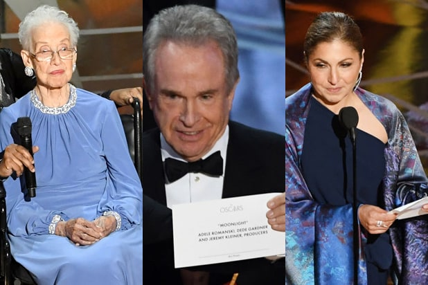 21 Best and Worst Oscars Moments of 2017, From Viola Davis to Warren Beatty (Photos)