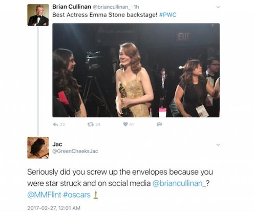 PWC Oscars Accountants Receive Death Threats, Hire Bodyguards