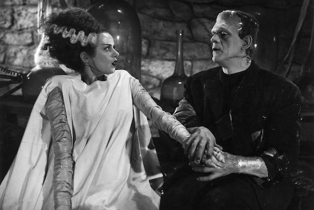 bride of frankenstein mummy dark universe