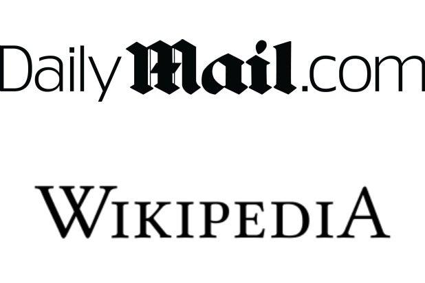 daily mail wikipedia logo