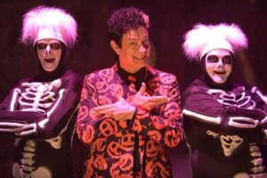 snl tom hanks david s pumpkins lady gaga