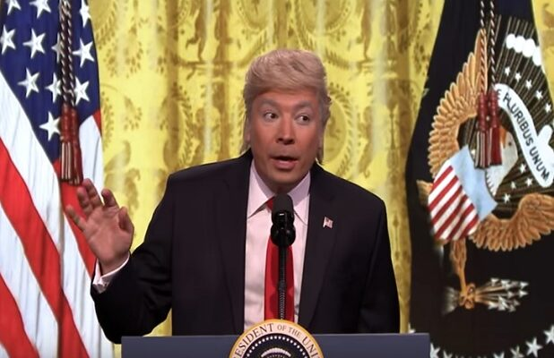 donald trump press conference late night