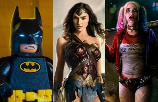 every dc comics movie ranked wonder woman suicide squad lego batman