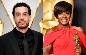 Ezra Edelman Viola Davis Oscars