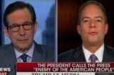 fox news reince priebus chris wallace criticizes trump