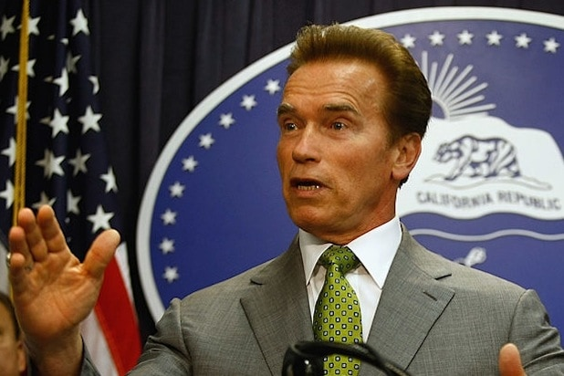 Schwarzenegger considering running for US Senate in 2018