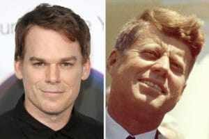 michael c hall john f kennedy