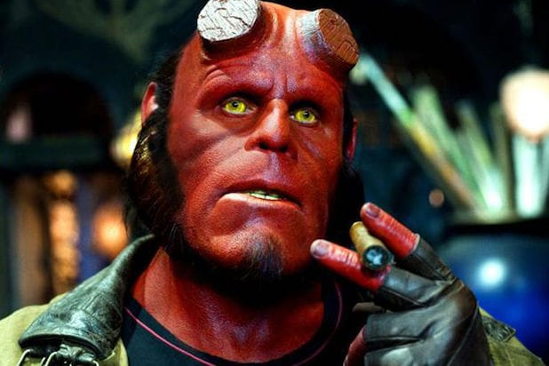 Hellboy reboot could be heading to Lionsgate