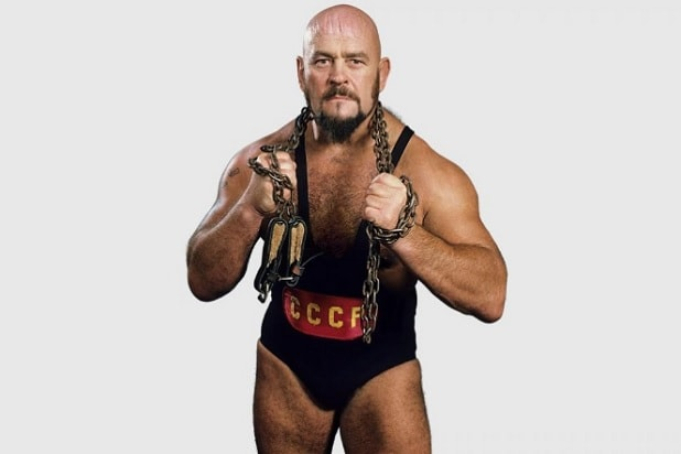 Wrestling legend and Winterville resident Ivan 'The Russian Bear' Koloff passes away