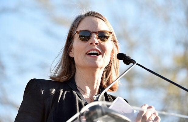 jodie foster uta rally immigration ban trump