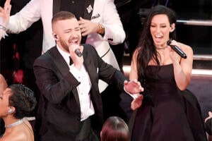 Justin Timberlake oscars can't stop the feeling academy awards