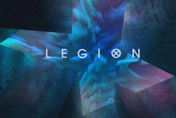 legion timeline logo