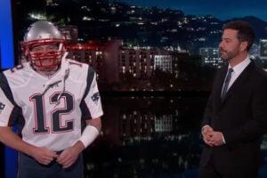 Matt Damon Jimmy Kimmel Live