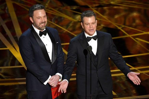 Matt Damon Oscars