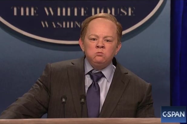 melissa mccarthy sean spicer snl saturday night live