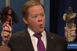 melissa mccarthy snl saturday night live sean spicer cold open