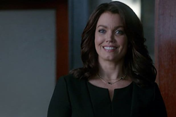 mellie grant bellamy young