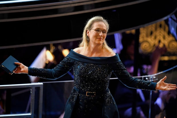 Meryl Streep Oscars