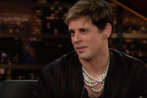 milo Yiannopoulos bill maher timeline