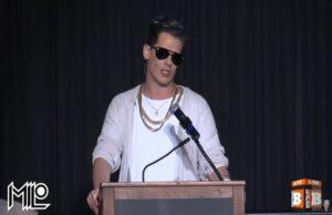 Free Speech Week Milo