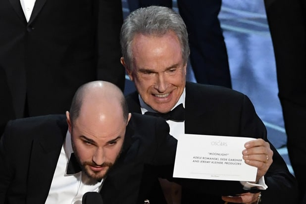 moonlight oscar beatty la la land