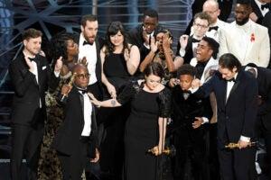 Moonlight Best Picture Oscar