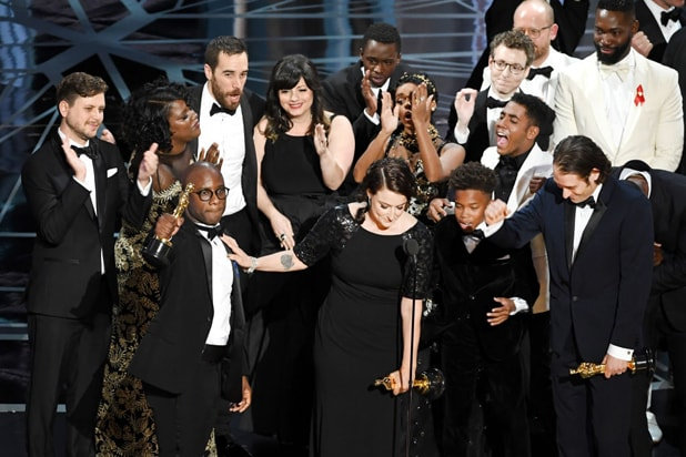 Moonlight Best Picture Oscar