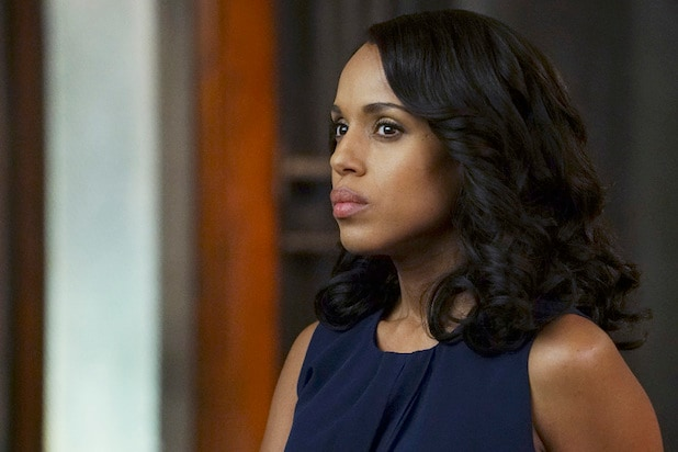 Kerry Washington Misses Live-Tweeting 'Scandal' With Fans – So She Gave Out Her Phone Number