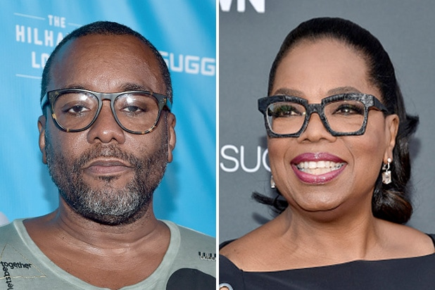 lee daniels, oprah winfrey Terms of Endearment