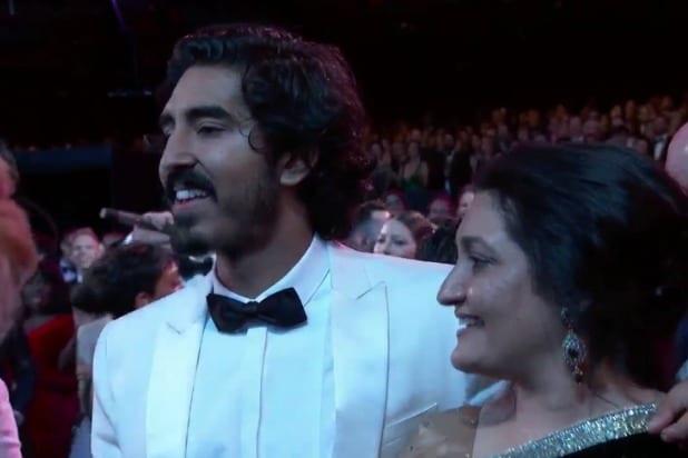 oscars academy awards timberlake can't stop the feeling dev patel