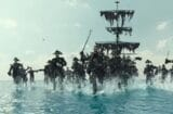 pirates of the caribbean walking on water super bowl trailer