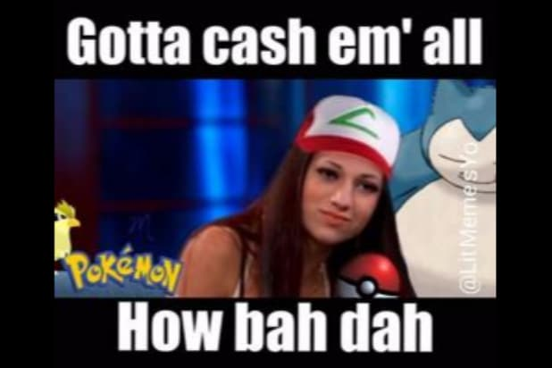 pokemon cash me ousside