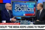 Reliable Sources Wolff Stelter