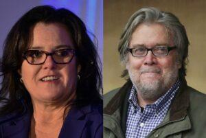 Rosie O'Donnell Steve Bannon SNL
