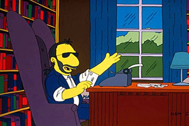simpsons ringo starr
