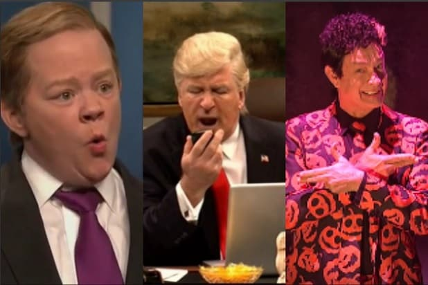 snl best sketches spicer trump baldwin mccarthy